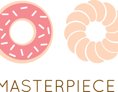 Masterpiece Donuts Logo