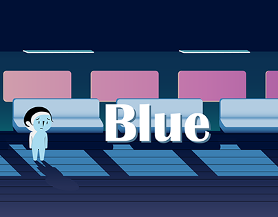 Blue - 2D Game