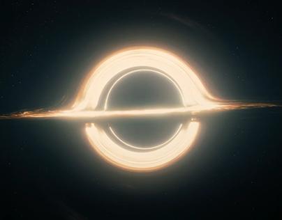 Interstellar x Dark Theme