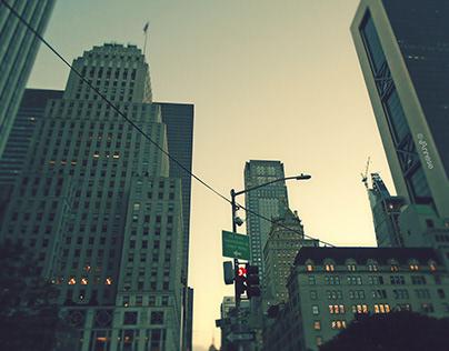 New York _Vintage