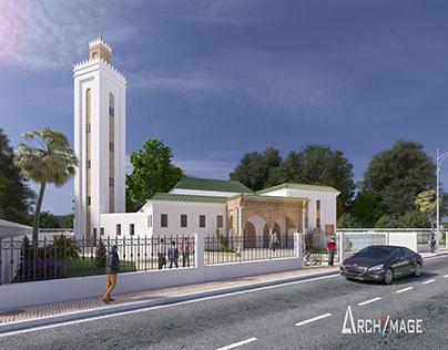 Mosquée Al Fath - Kénitra