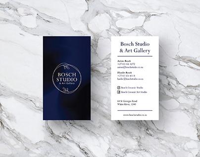 Bosch Studio | Branding