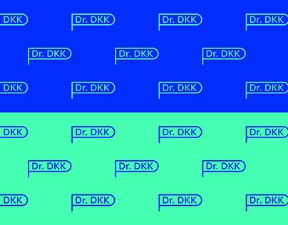 Dr. DKK Visual Identity Design