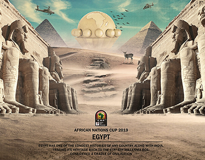 Photo manipulation for african nations cup 2019