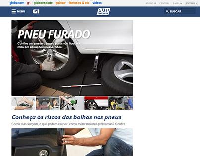 Dunlop - Branded Channel e campanha de mídias