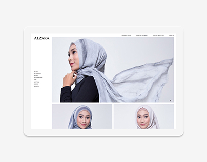 Alzara · E-Commerce