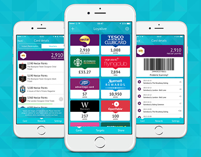 Loyalive - Loyalty Card App