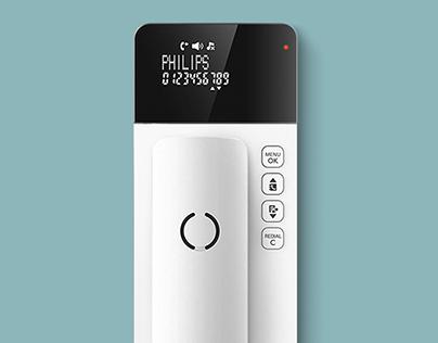 Philips corded phone M1 SCALA | 2013