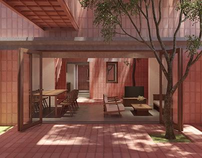 Nam Dinh House - 2020