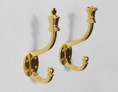 Royal Coat Hooks