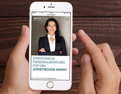Website bach-legal.de