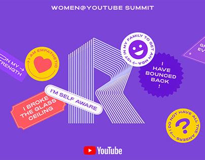 Women@Youtube Summit