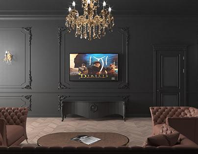 black room 3