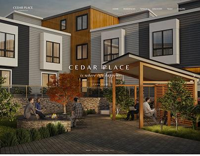 Condominium Development Website