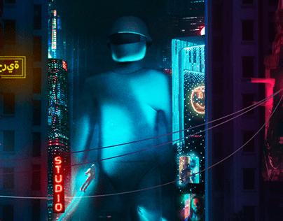 Sci-Fi London 2020 Artwork