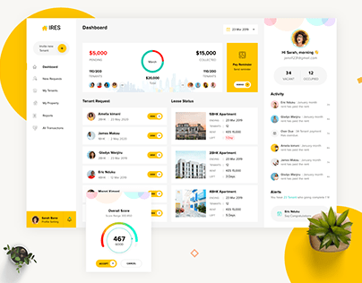 Landlord Dashboard