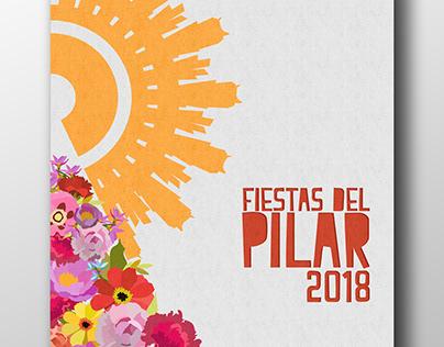 PROPUESTA CARTEL FIESTAS DEL PILAR 18