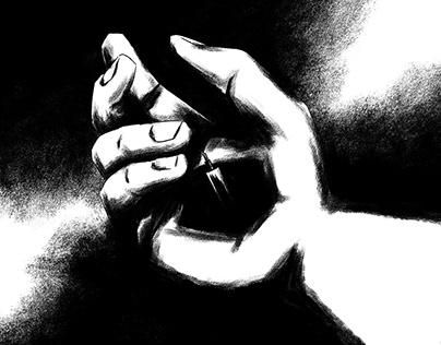 YOK. Motion Illustration