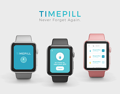TimePill Apple Watch App