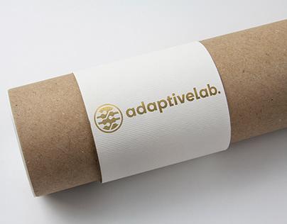 adaptiveLab | Logo Design