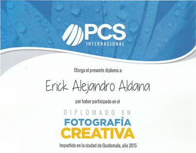 Diplomado de Fotografía durante 6 meses