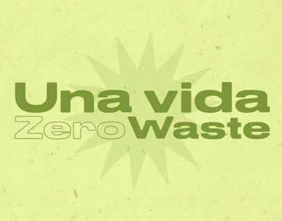 Infografía Zero Waste