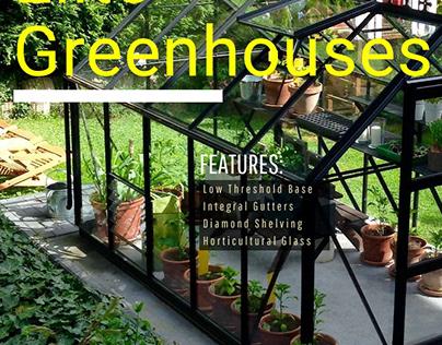 Elite Diamond Greenhouse Shelving