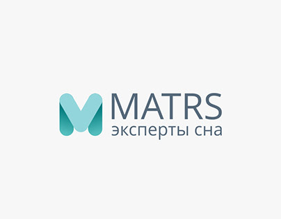 matrs logo design