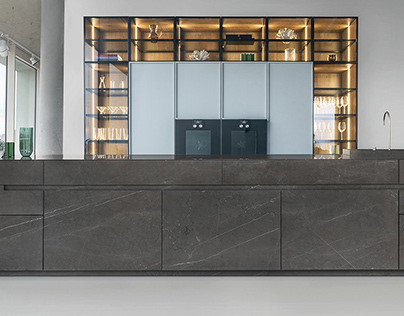 Monolith kitchen