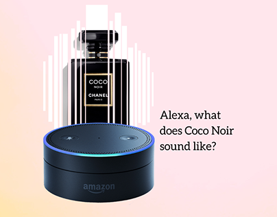 Chanel - Alexa,what does Coco Noir sound like?
