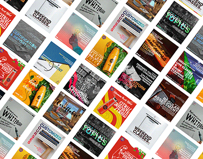 Poster Designs   Winter- 2020