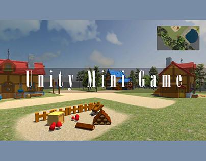 Unity 3D Mini Game