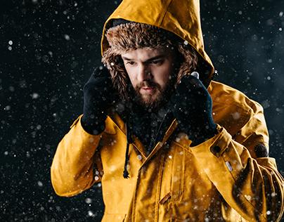 | Winter Portraits |