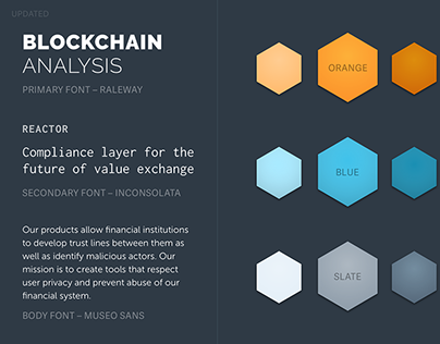 Chainalysis Website & Illustrations