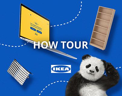 IKEA How Tour // Interactive Video