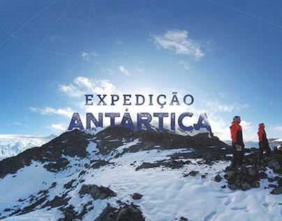 Expedição Antártica
