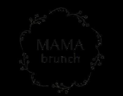 MAMA brunch logo
