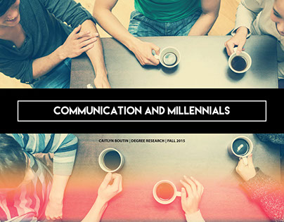 Communication and Millennials: A Research Project