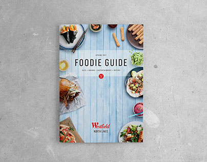 Westfield North Lakes Foodie Guide Spring 2017