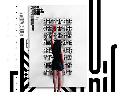 Código Valdivia. Motion posters