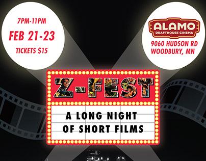 Ad Campaign - Film Festival