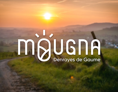 MOUGNA // Identité visuelle