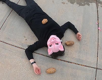 Vengeance is Swine