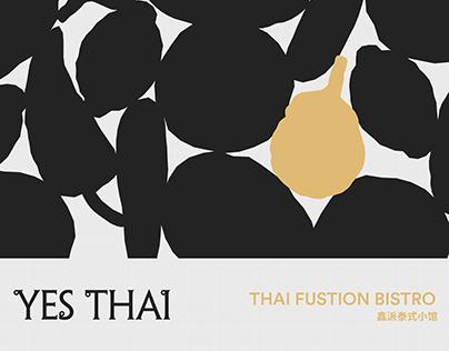 Thai fusion bistro