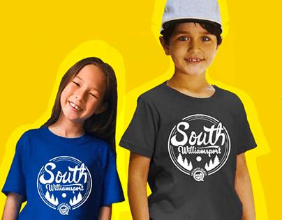 T-shirt Fundraiser Ad