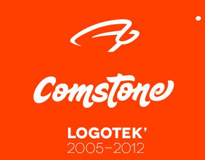 Comstone Corporate identities 2005-2012