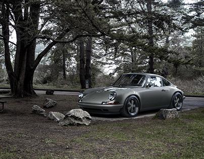 CGI.Backgrounds - Porsche Singer