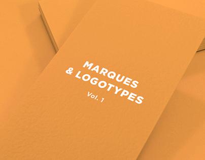 Marques & Logotypes vol. 1