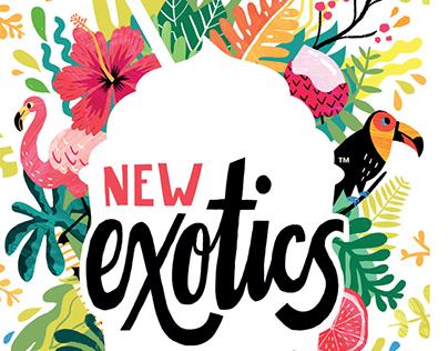 7-Eleven Slurpee New Exotics