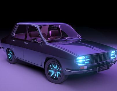 Dacia 1300 Hybrid Edition